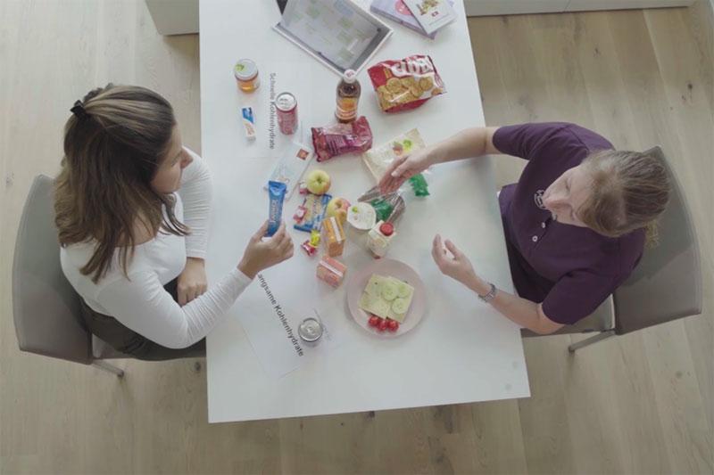 Ernährung - Stoffwechselzentrum St. Gallen